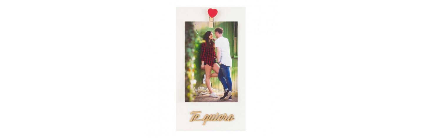Marcos y portafotos  Romanticos para San Valentin