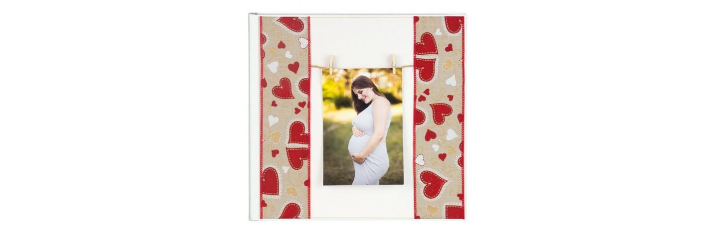Albumes para fotos originales Romanticos y San Valentin